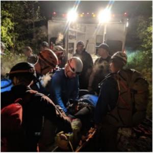 Bellingham Mountain Rescue